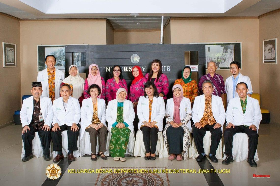 Keluarga Besar Departemen Ilmu Kedokteran Jiwa