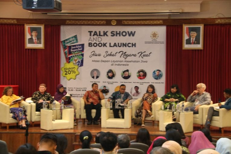 "Talk Show and Book Launch ""Jiwa Sehat Negara Kuat"""